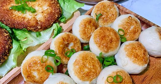 冠婷用我們的丸子,變化出超多吸引眼球又好吃的料理!